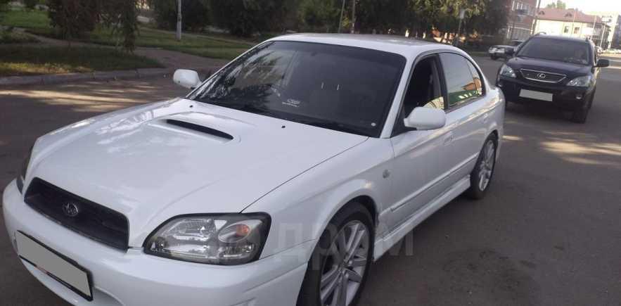 Subaru Legacy B4, 2002 год, 315 000 руб.