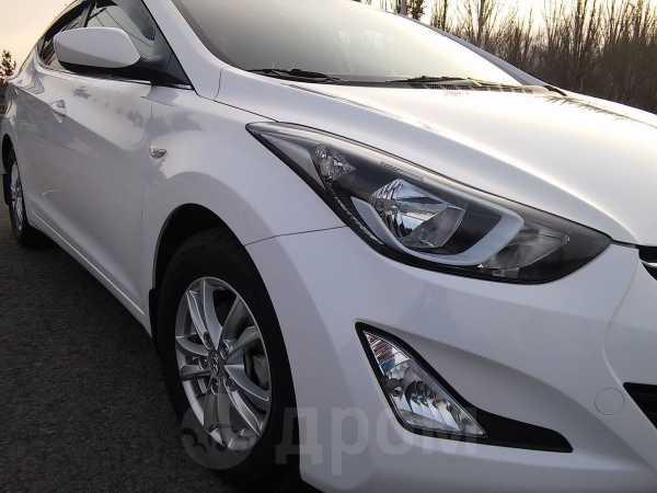 Hyundai Elantra, 2015 год, 790 000 руб.