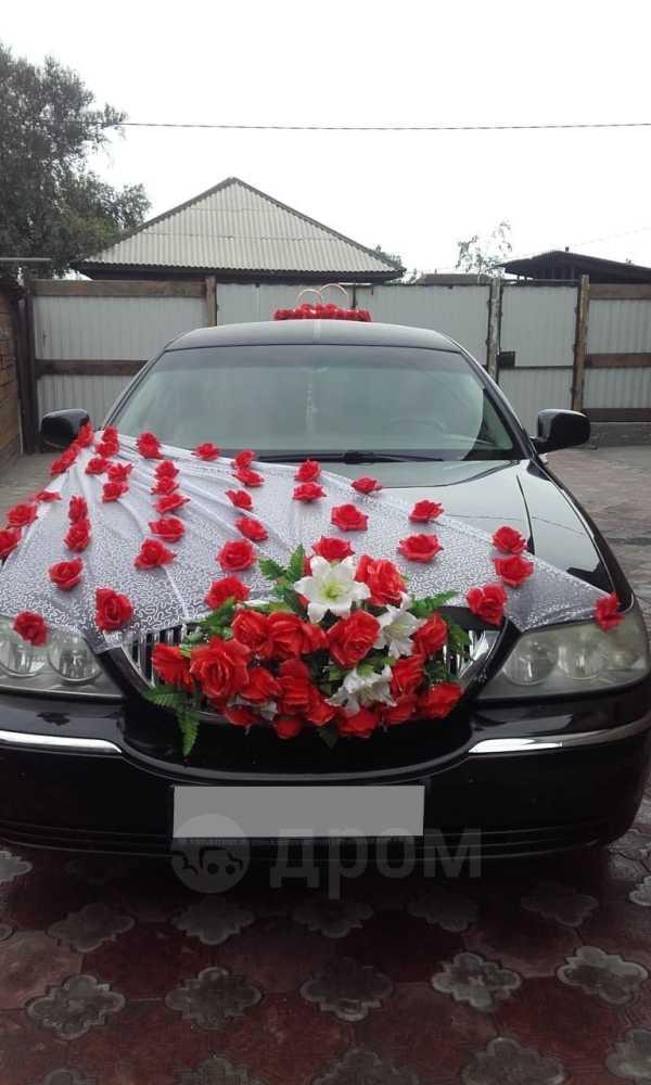 Lincoln Town Car, 2003 год, 730 000 руб.