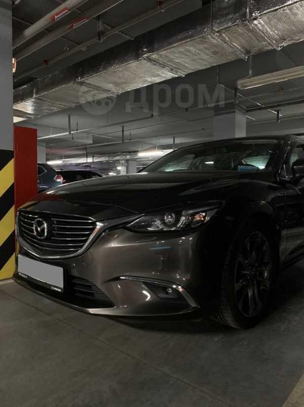 Mazda Mazda6, 2016 год, 1 350 000 руб.