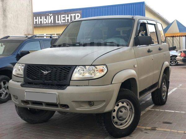 УАЗ Патриот, 2010 год, 320 000 руб.