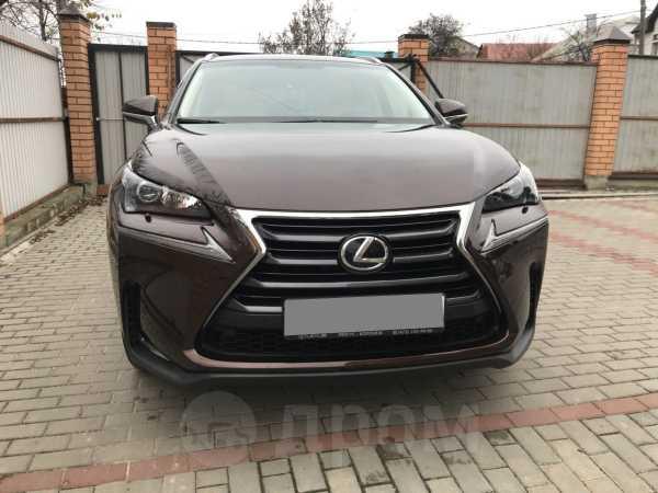 Lexus NX200t, 2016 год, 2 100 000 руб.