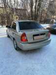 Hyundai Accent, 2004 год, 157 000 руб.
