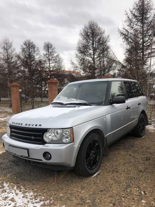 Land Rover Range Rover, 2007 год, 450 000 руб.