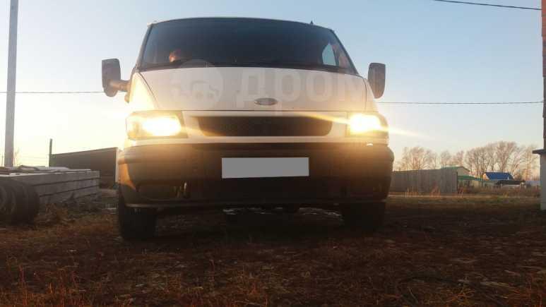 Ford Tourneo Custom, 2003 год, 240 000 руб.