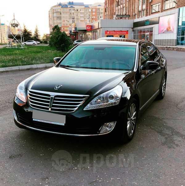 Hyundai Equus, 2013 год, 1 650 000 руб.
