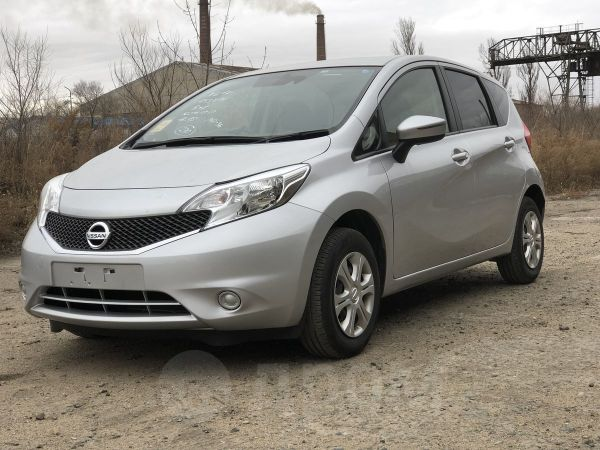 Nissan Note, 2015 год, 464 000 руб.