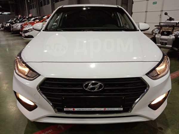 Hyundai Solaris, 2017 год, 769 000 руб.