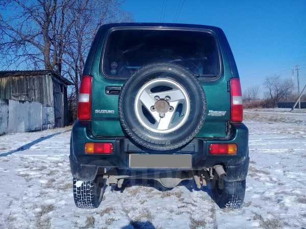 Suzuki Jimny Wide, 1998 год, 270 000 руб.