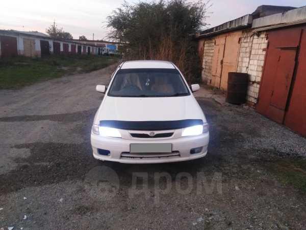 Mazda Familia, 1997 год, 135 000 руб.