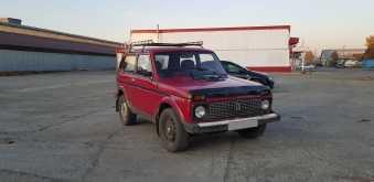 Бийск 4x4 2121 Нива 1995