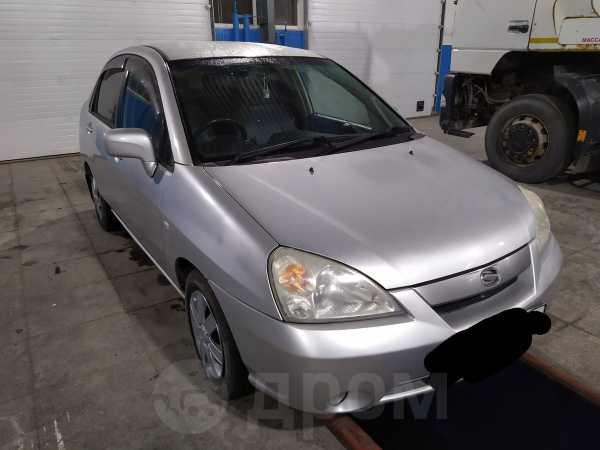 Suzuki Aerio, 2002 год, 230 000 руб.
