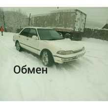 Горно-Алтайск Toyota Carina 1988