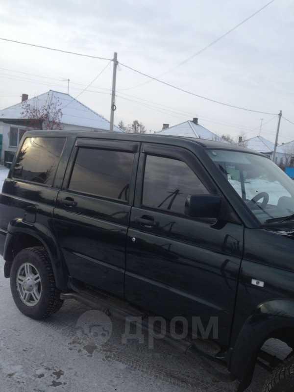 УАЗ Патриот, 2008 год, 280 000 руб.