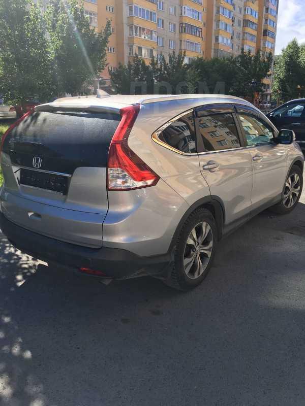 Honda CR-V, 2013 год, 980 000 руб.