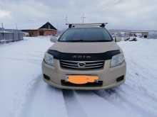 Новосибирск Corolla Axio 2008