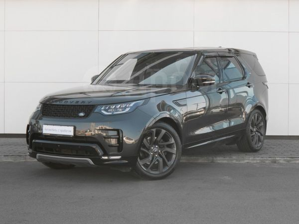 Land Rover Discovery, 2017 год, 3 710 000 руб.
