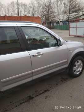 Кызыл CR-V 2004
