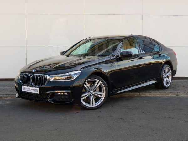BMW 7-Series, 2018 год, 4 050 000 руб.