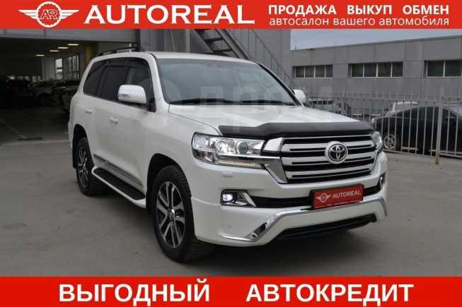 Toyota Land Cruiser, 2015 год, 3 399 000 руб.
