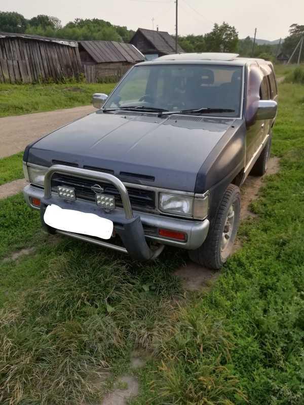 Nissan Terrano, 1995 год, 205 000 руб.
