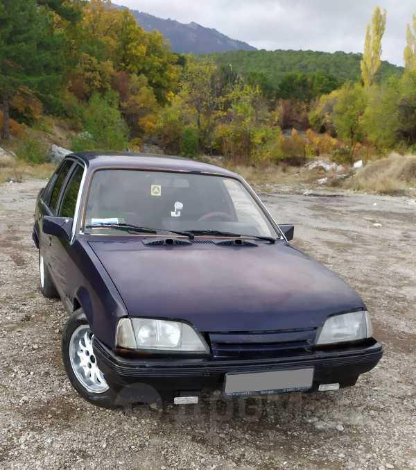 Opel Rekord, 1985 год, 35 000 руб.