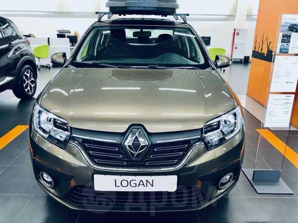Renault Logan, 2019 год, 673 531 руб.