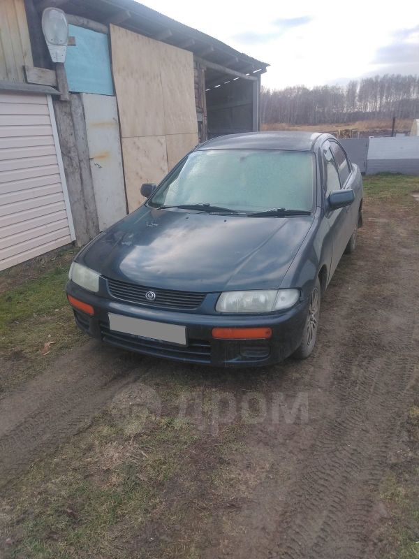 Mazda Familia, 1997 год, 110 000 руб.