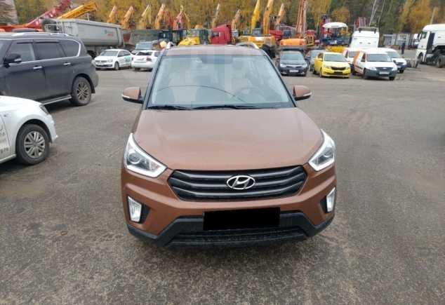 Hyundai Creta, 2017 год, 1 020 000 руб.
