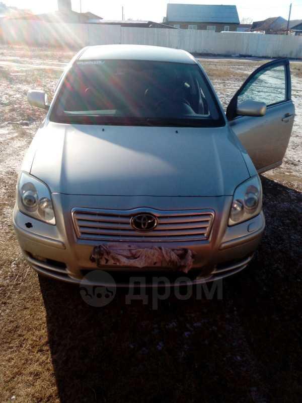 Toyota Avensis, 2004 год, 500 000 руб.