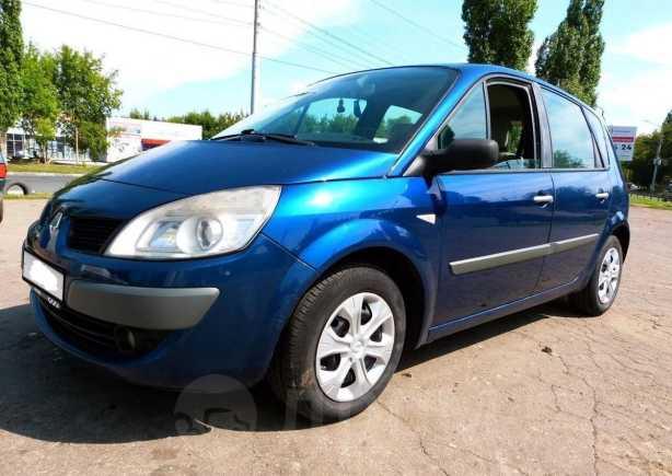 Renault Scenic, 2008 год, 279 000 руб.