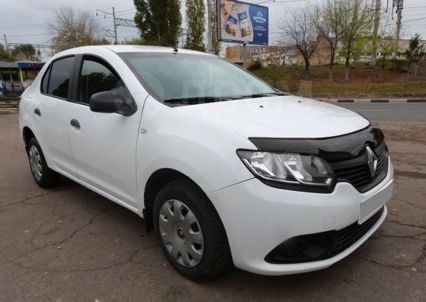 Renault Logan, 2014 год, 375 000 руб.