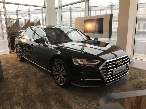 Audi A8, 2018 год, 7 413 560 руб.