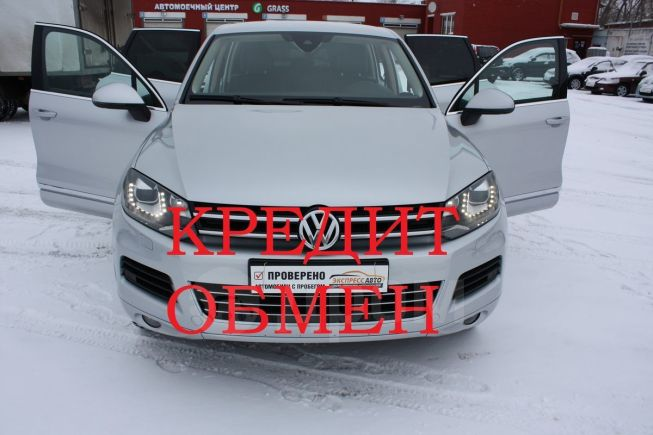 Volkswagen Touareg, 2011 год, 1 515 000 руб.