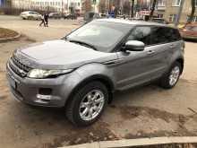 Владимир Range Rover Evoque