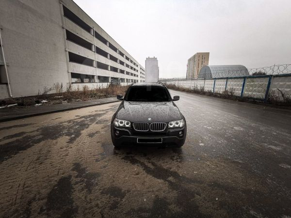 BMW X3, 2010 год, 739 000 руб.