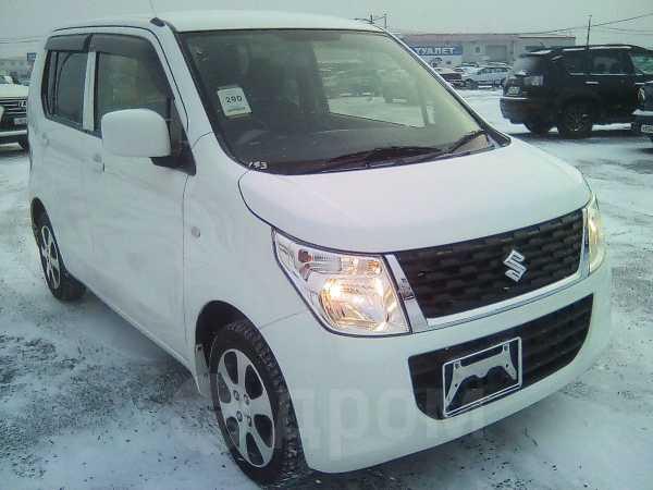 Suzuki Wagon R, 2015 год, 424 000 руб.