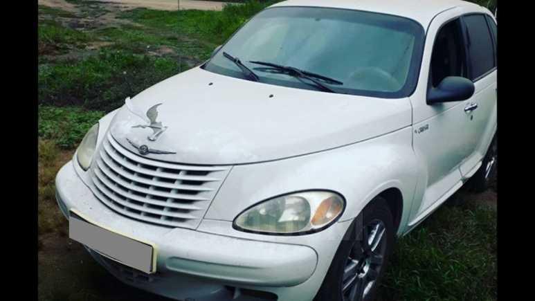 Chrysler PT Cruiser, 2003 год, 250 000 руб.