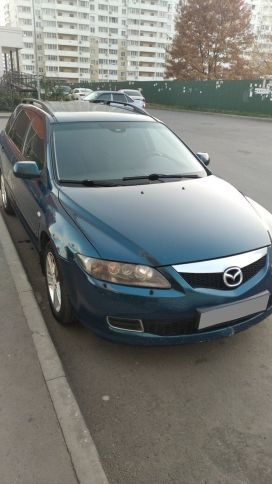Краснодар Mazda6 2007