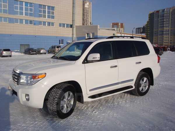 Toyota Land Cruiser, 2013 год, 2 830 000 руб.
