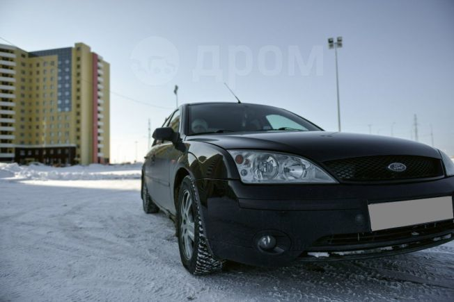 Ford Mondeo, 2001 год, 210 000 руб.