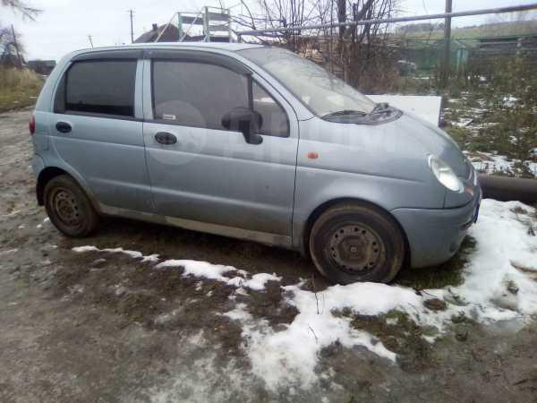 Daewoo Matiz, 2010 год, 110 000 руб.
