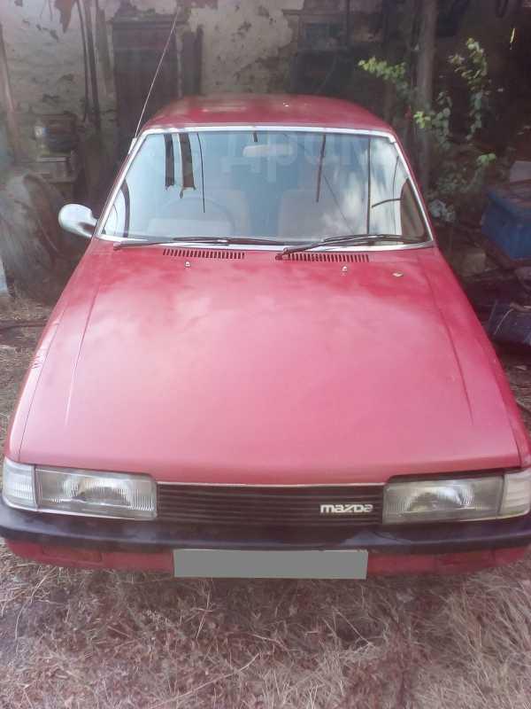 Mazda Capella, 1982 год, 20 000 руб.