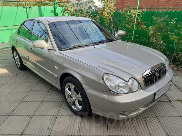 Hyundai Sonata, 2008 год, 319 999 руб.