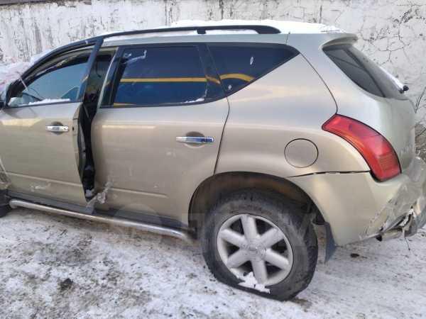 Nissan Murano, 2005 год, 70 000 руб.