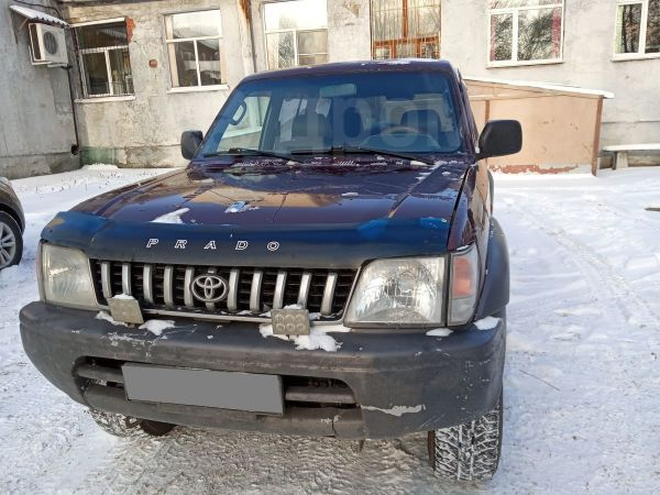 Toyota Land Cruiser Prado, 1997 год, 600 000 руб.
