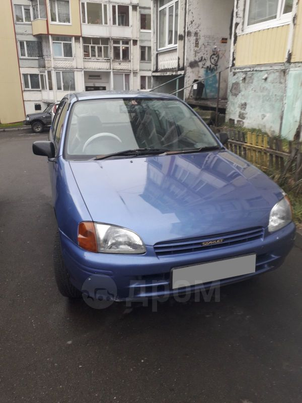 Toyota Starlet, 1997 год, 190 000 руб.
