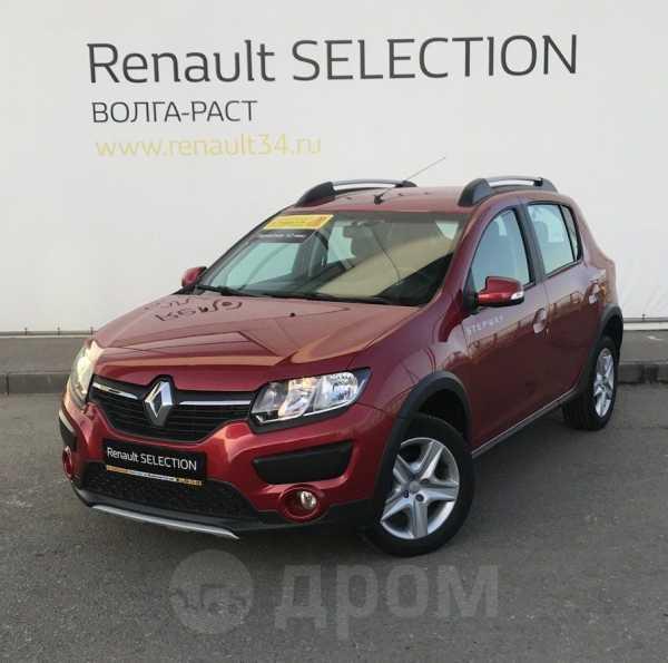 Renault Sandero Stepway, 2017 год, 660 000 руб.