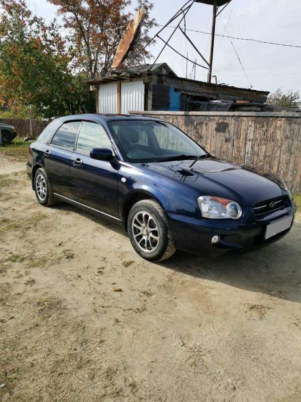Subaru Impreza, 2005 год, 340 000 руб.