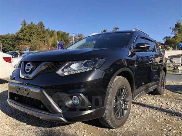 Nissan X-Trail, 2016 год, 837 000 руб.